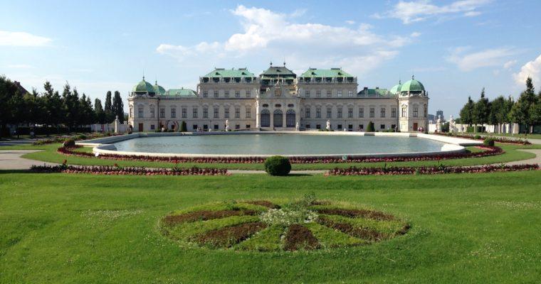 Vienna: Finding architectural treasures