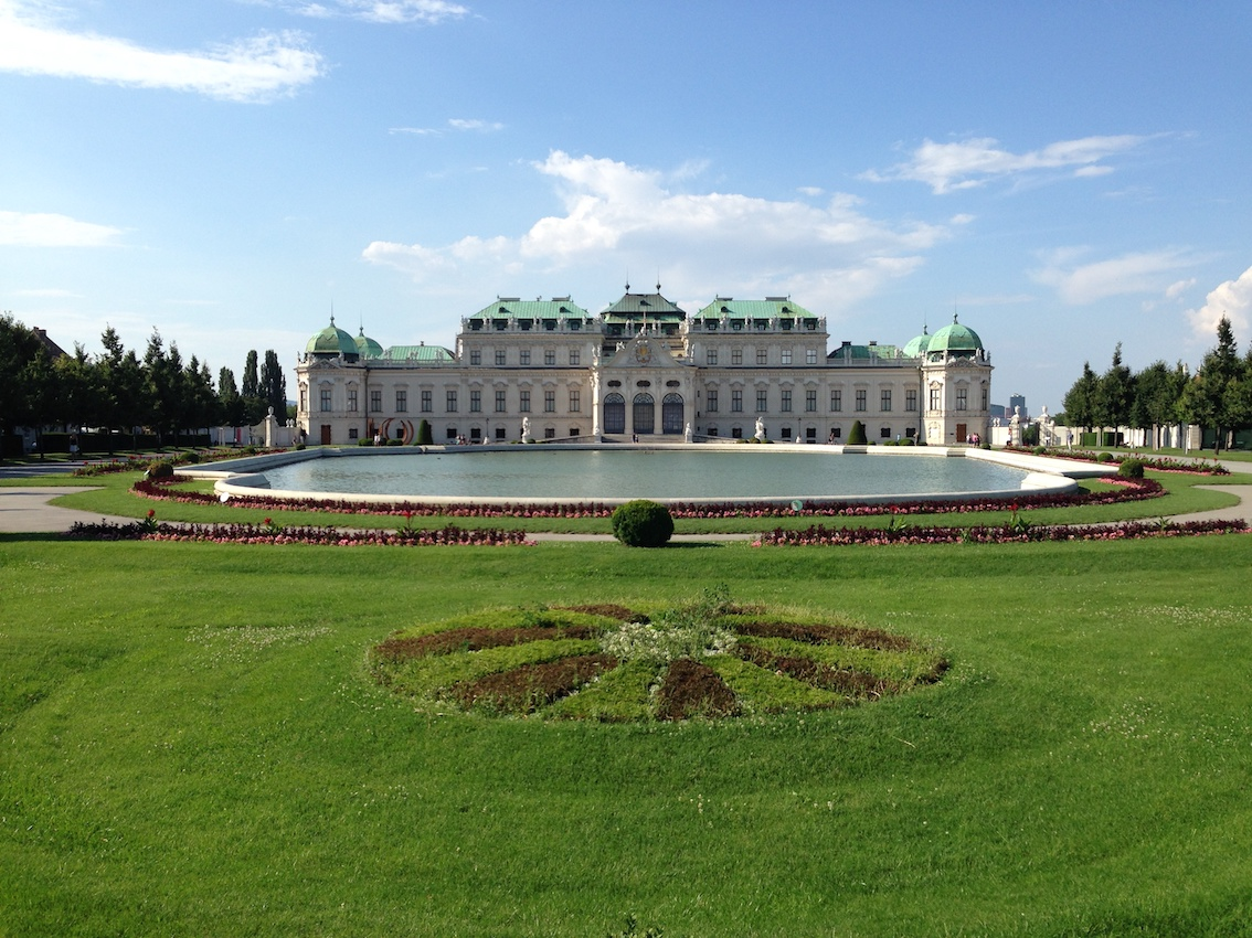 Vienna: Finding architectural treasures