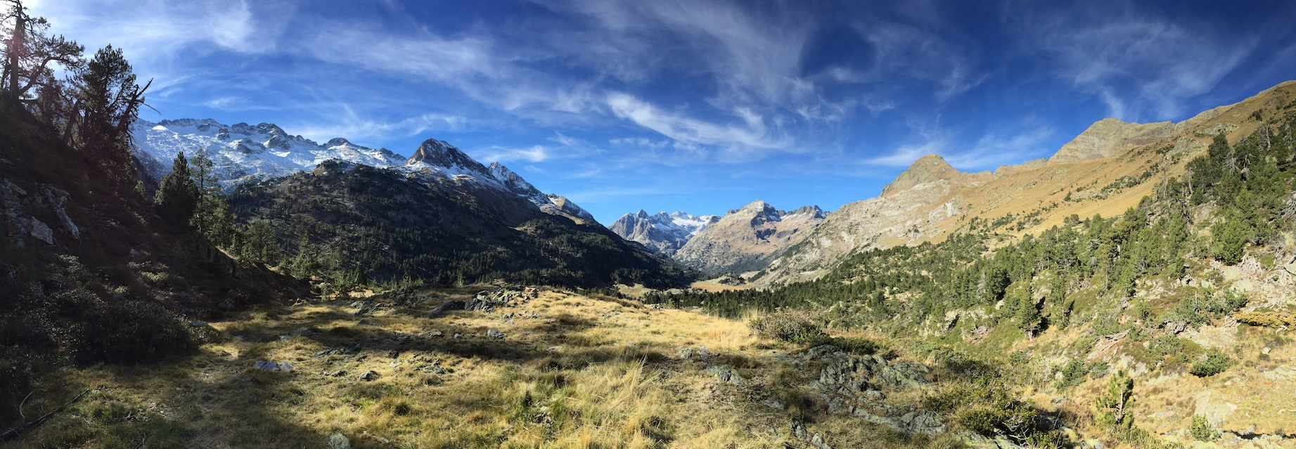 Spanish Pyrenees: 'Forau d'Aigualluts'