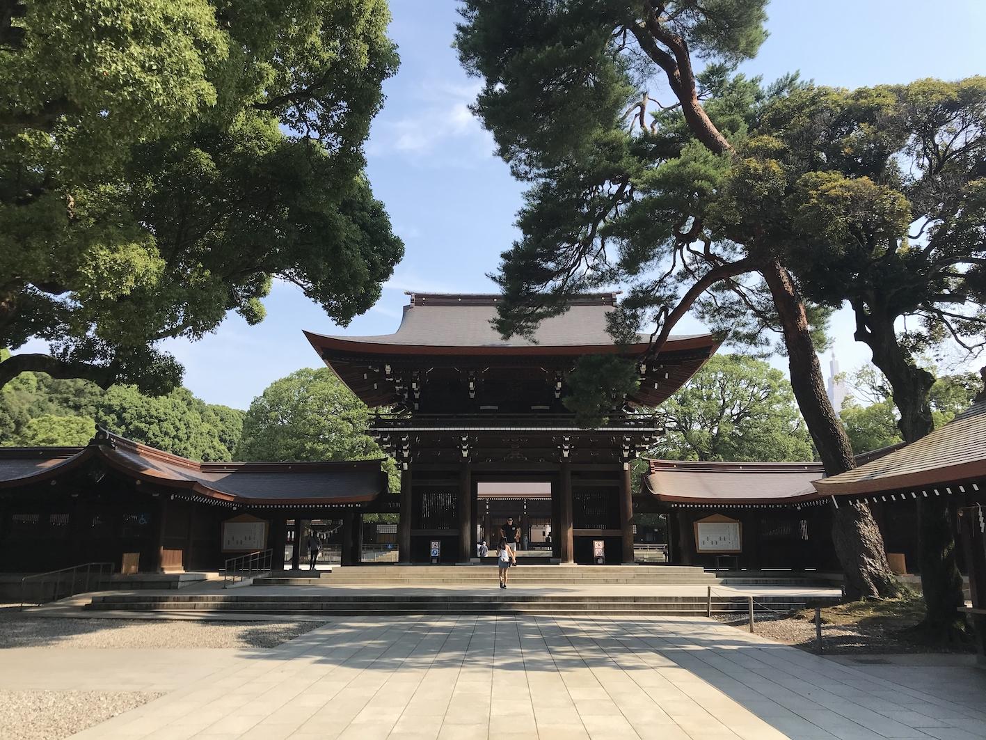 Tokyo: Meiji Jingū Shrine